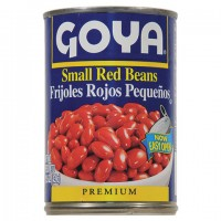 Goya Small Red Beans, 15.5-oz. Can
