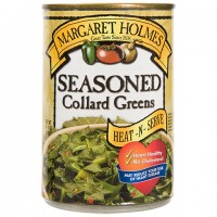 Margaret Holmes Seasoned Collard Greens, 14.5-oz. Can