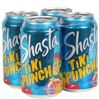 Shasta Tiki Punch, 4-ct. Pack