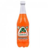 Jarritos Mandarin Soda, 25.4-oz. Bottle