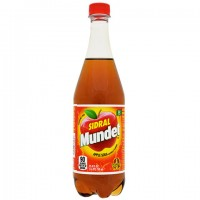 Sidral Mundet Apple Soda, 25.4-oz. Bottle